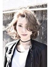ヘアーメイク カレント(Hair make Current)イルミナカラーサファリ