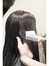 5年後も10年後もきれいな髪で【髪質改善トリートメント】ヘアエステ curio尾山台