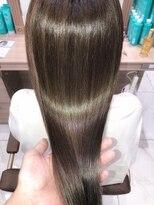 美髪ナチュラルクリームベージュ