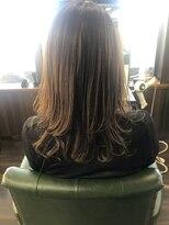 ラシックヘア 三木本店(LASSIC HAIR)夏カラー