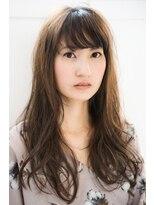 リル ヘアーデザイン(Rire hair design)【Rire-リル銀座-】無造作☆くせ毛風ロング☆