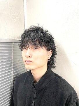 アブアイロス(LOSS)【stylist/shogo】somperm/softtwist spiral×wolf