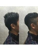 セブン ヘア ワークス(Seven Hair Works)[パーマベーシック]ドライヤー不要のスタイル