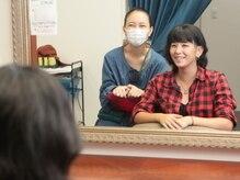 モヅ美容室 チェルム 四日市店(MOZ美容室 cheRm)の雰囲気(丁寧なカウンセリングをもとにスタイル提案・お悩みを解決します)