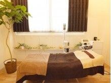 サロンドイグレック(salon de Y)の雰囲気(【2F】落ち着いた空間で癒しのひとときをエステスペースで...)
