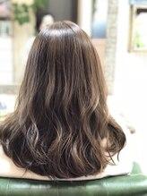 ニコプラス(NICO+ Hair Nail&School)ロングパーマ