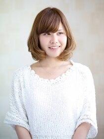 ヘアメイク リロウ(hair make relow by Nine9)小顔ヘア★ワンカールボブ
