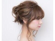 アプリコット(hair make apricot)の雰囲気(ヘアアレンジ、ヘアセットもお任せ☆ 可愛いスタイルを貴女に☆)