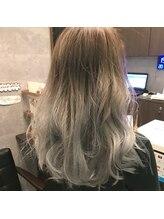 ブレイブ ヘアデザイン(BRaeVE hair design)スノーホワイト♪