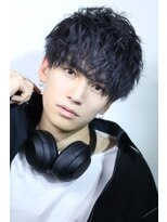 リップスヘアー 銀座(LIPPS hair)ソフツイビートマッシュ
