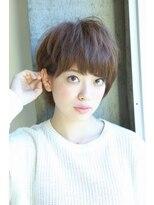 ヘアーメイク リアン 新田辺店(Hair Make REAN)縦長ショートボブ