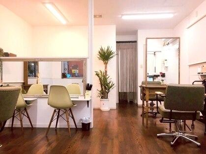 ヘアサロンシルク(Hair Salon Silk)の写真