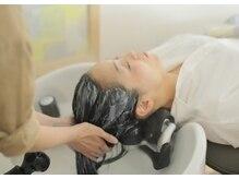 ミモリヘアー(mimori hair)の雰囲気(泥の髪質改善トリートメントで頭皮も髪も喜ぶスパ♪)