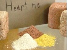ハートミー(Heart me)の雰囲気(アロエ、ローズマリー、カンゾウエキス…自然で彩るハーブカラー)