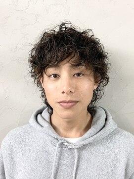 アブアイロス(LOSS)【stylist/shogo】somperm/twist spiral×wolf