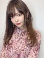 アリスバイアフロート(ALICe by afloat)『小顔カット+シアーベージュ』SC☆13美髪 20代30代40代◎