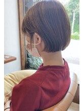 リコ バイ ポノ(Lico by PONO)【店長 佐藤克弥】あごラインぱつっとボブ☆