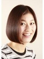 ミッカ(micca)【micca下北沢】Perfectワンレングスボブ☆担当:三家本