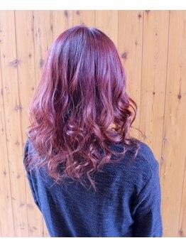 ヘアーメイク ダンス(hair make DANCE)の写真/【通えば通うほどキレイになる】選び抜いたトリートメントで髪の内側からキレイを作ります☆