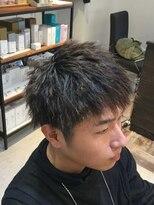 アクシア 大和田店(axia)ツイストパーマ