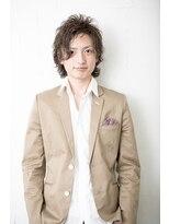 アッシュ ヘアーメイク 伊勢崎店(ash hair×make)モテ髪★色気のあるミディアムヘア