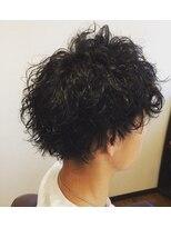 ヘアー リラクゼーション アンヴィ(Hair Relaxation anvi)ツイストスパイラルパーマ