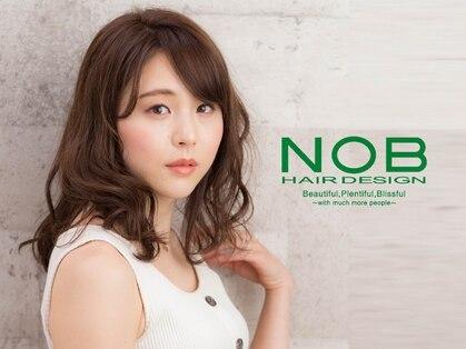 ノブ ヘアデザイン 茅ヶ崎店(NOB hairdesign)の写真