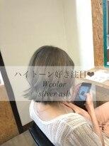 ダブルケーツー 倉敷店(wk-two)☆ハイトーン好き注目 silver ash☆