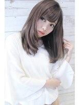 大人女性 × 艶髪