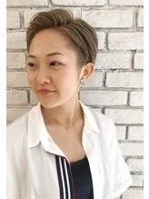 ヘアポケット スタイル店(HAIR POCKET)*オトナ女子に人気* 刈り上げショート