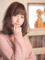 オーブ ヘアー カルネ 松戸店(AUBE HAIR carnet)安定感と可愛らしさ☆スウィートロブ♪