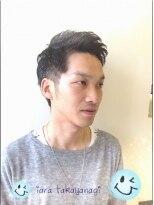 ヘアメイク イアラ 高柳(hair make iara)7・3☆ツーブロック