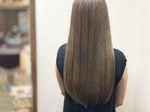 艶髪が続く 【美髪チャージ】 本物の髪質改善