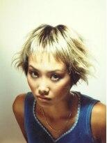 アビリティ ヘアー(ability hair)ショートバングモードスタイル by abilityhair