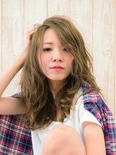 ヘアー テソロ(hair tesoro)tesoro ルミエールカラー大人グラム