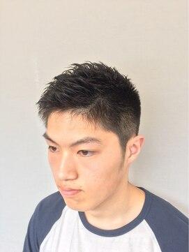 ノブコレクション 桑野店(nob collection) 直毛、剛毛に!長持ちコテパーマ