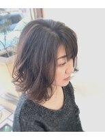 ヘアメイク イアラ 高柳(hair make iara)春パーマ