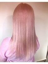 ヘアアンドビューティー クローバー(Hair&Beauty Clover)baby pink