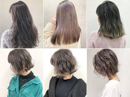 ガーデン ヘアークリエイトスペース(garden hair create space)の写真