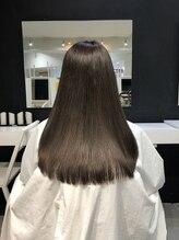 インデックスヘア 瑞江店(in'dex hair)ストレート