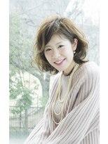 ☆bifino☆ 松尾昇路  大人ボブ×レイヤースタイル