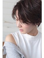 ヘアーアンドメイク フォルス(HAIR&MAKE FORS)【FORS】西田ゆか 束感がポイント*うざバングショート