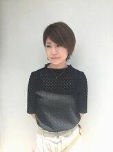 ヘアアンドスパ メロウ(hair and spa mellow)萩 桃子