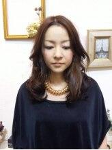 シェルター(hair salon Shelter)外国人のようなナチュラル、大人かわいいスタイル