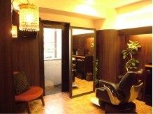 ヘアアンドスパ バースデイ(Private Salon HAIR&Spa BiRTHDAY)の雰囲気(別のタイプの個室です。)
