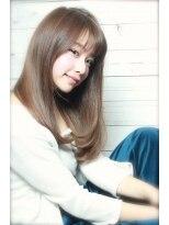 アンヘアー アリーズ(UN hair Ally's)UNhair☆なりたいが叶う☆艶サラストレートカールスタイル♪