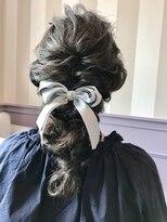 ヴァーチェ ヘアー(Virche hair)結婚式セット(編みおろし)