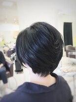クール ヘアー ギャラリー 神明町店(COOL Hair gallery)レイヤーボブショート