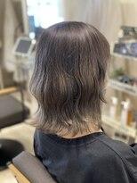 リリー ヘアーデザイン(Lilly hair design)【大人気】グレージュ×グラデーション