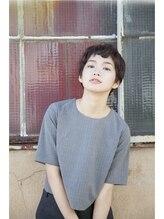 キサイトーキョー(kisai TOKYO)中目黒ガールの最新ショートヘアカタログ